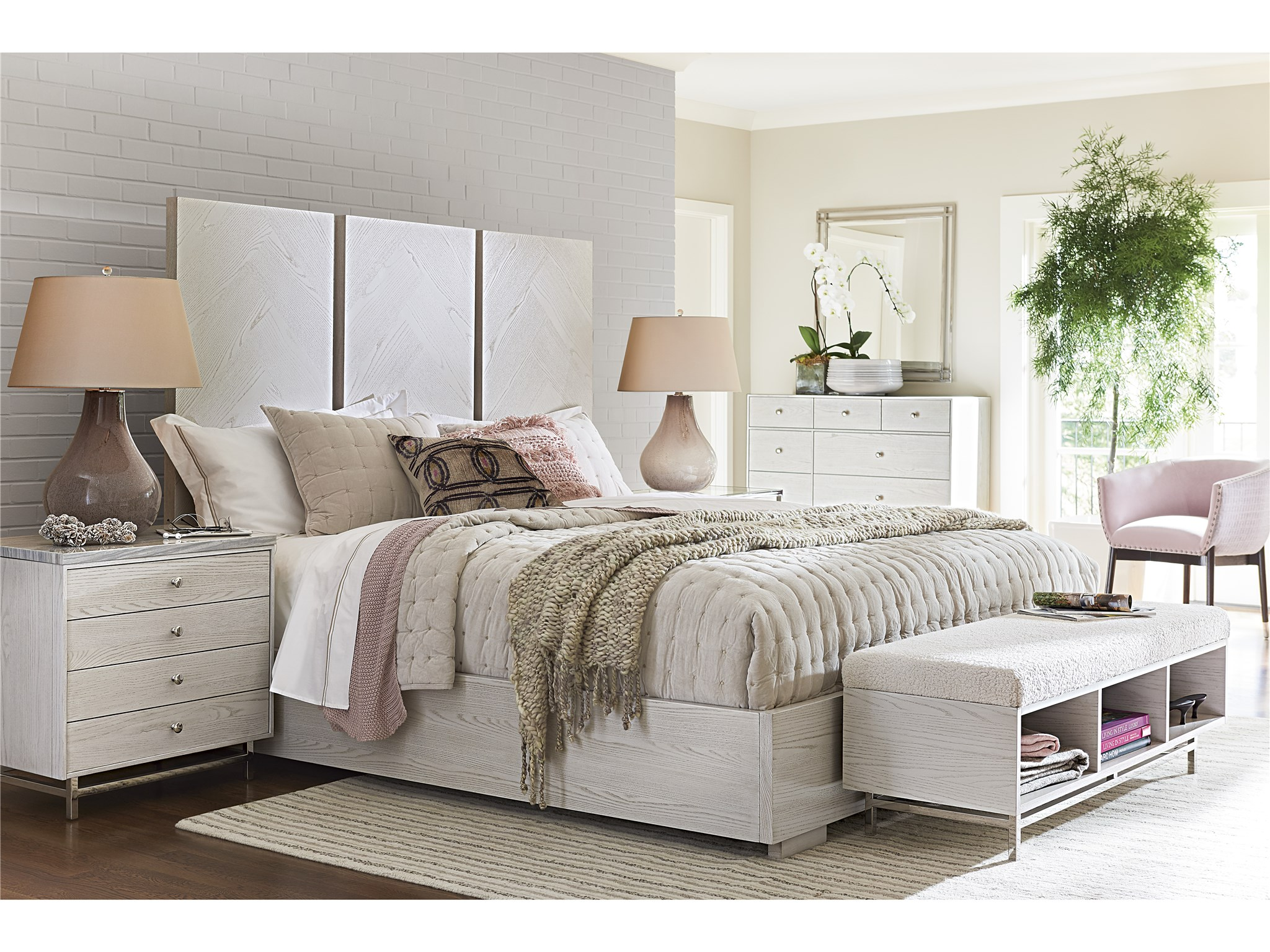 Axiom King Bed