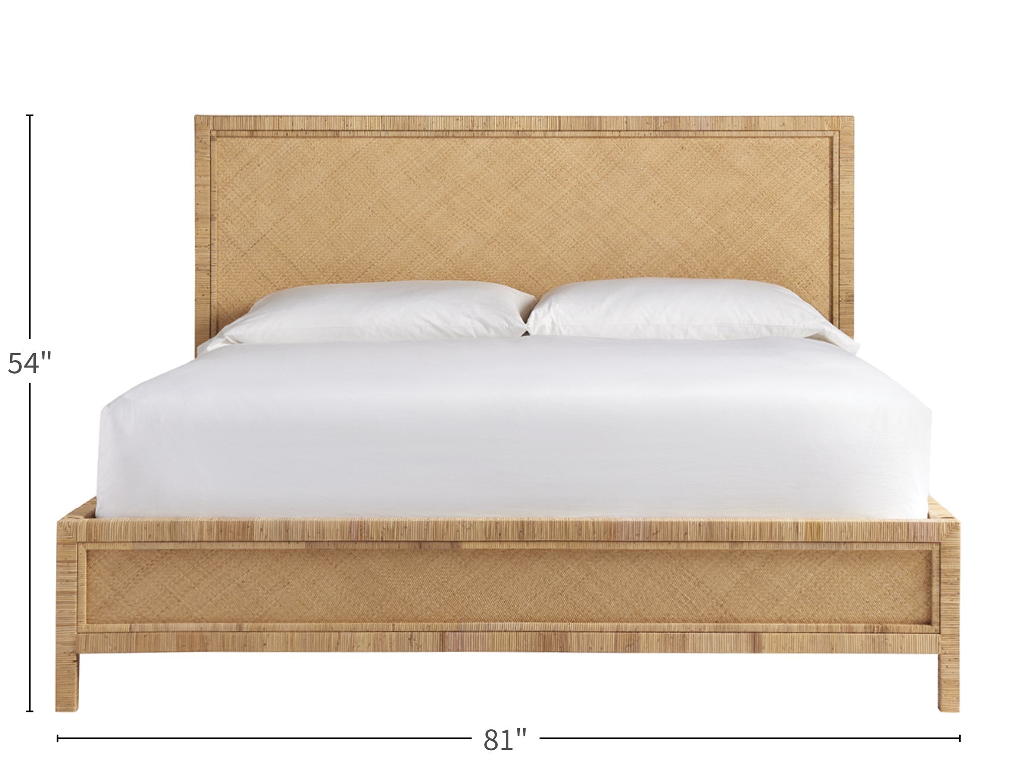 Long Key King Bed