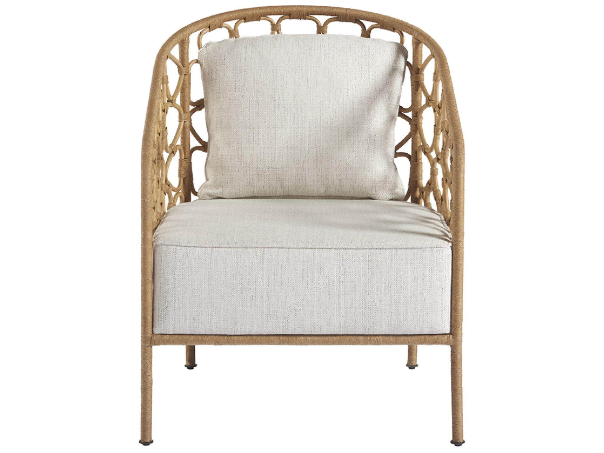 Accent Chairs.Escape Coastal Living Home Collection Pebble Accent Chair
