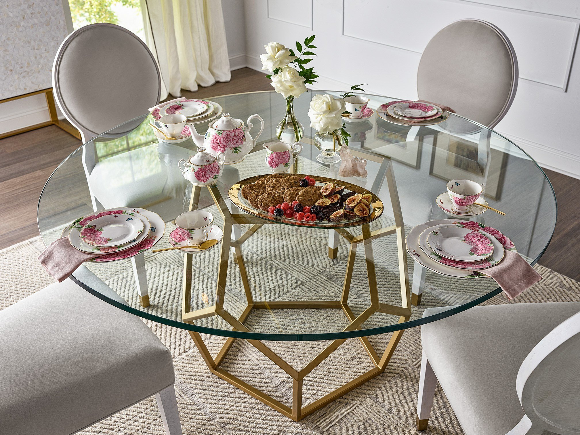 Love Joy Bliss Round Dining Table