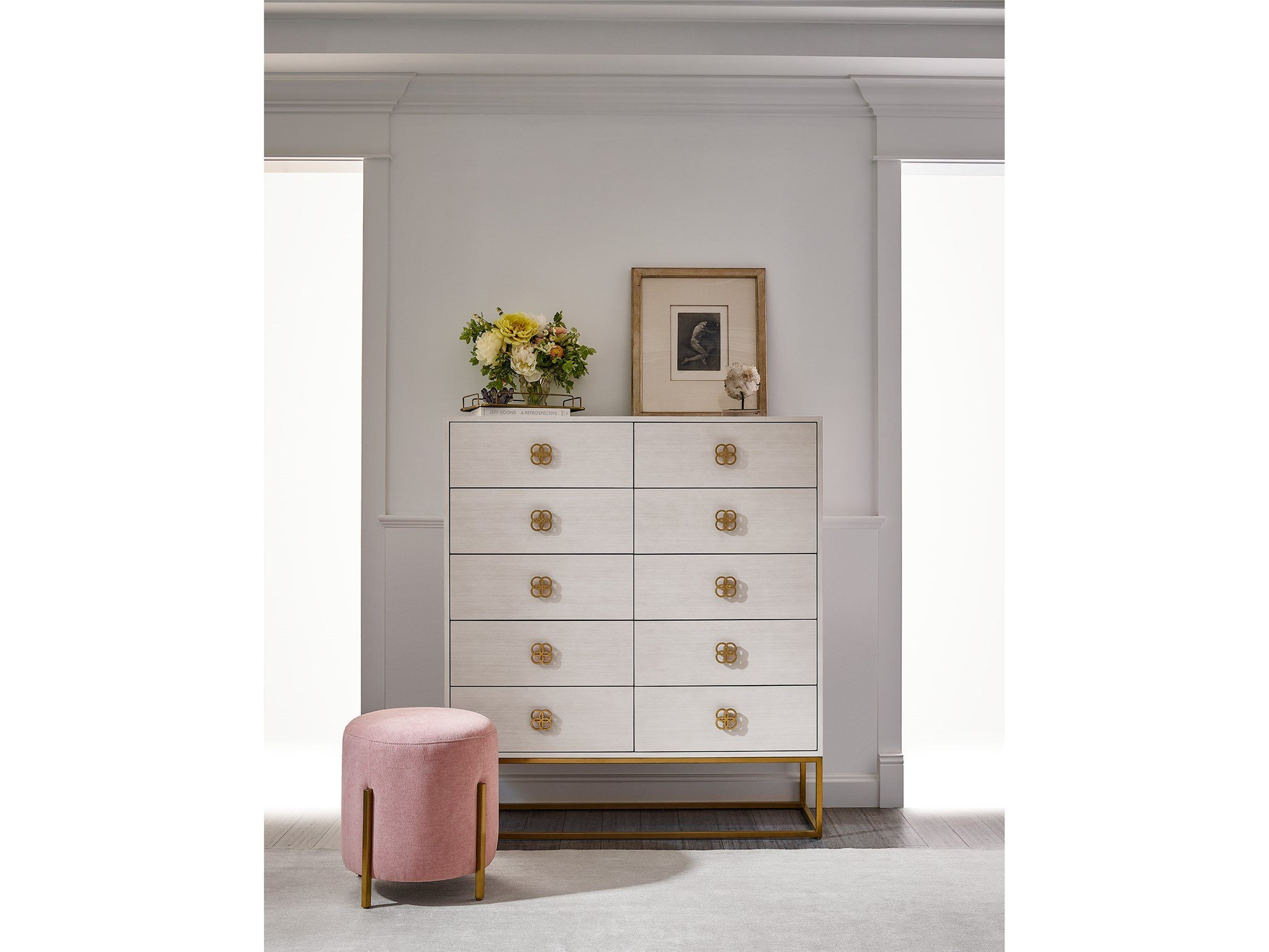 Peony Drawer Chest