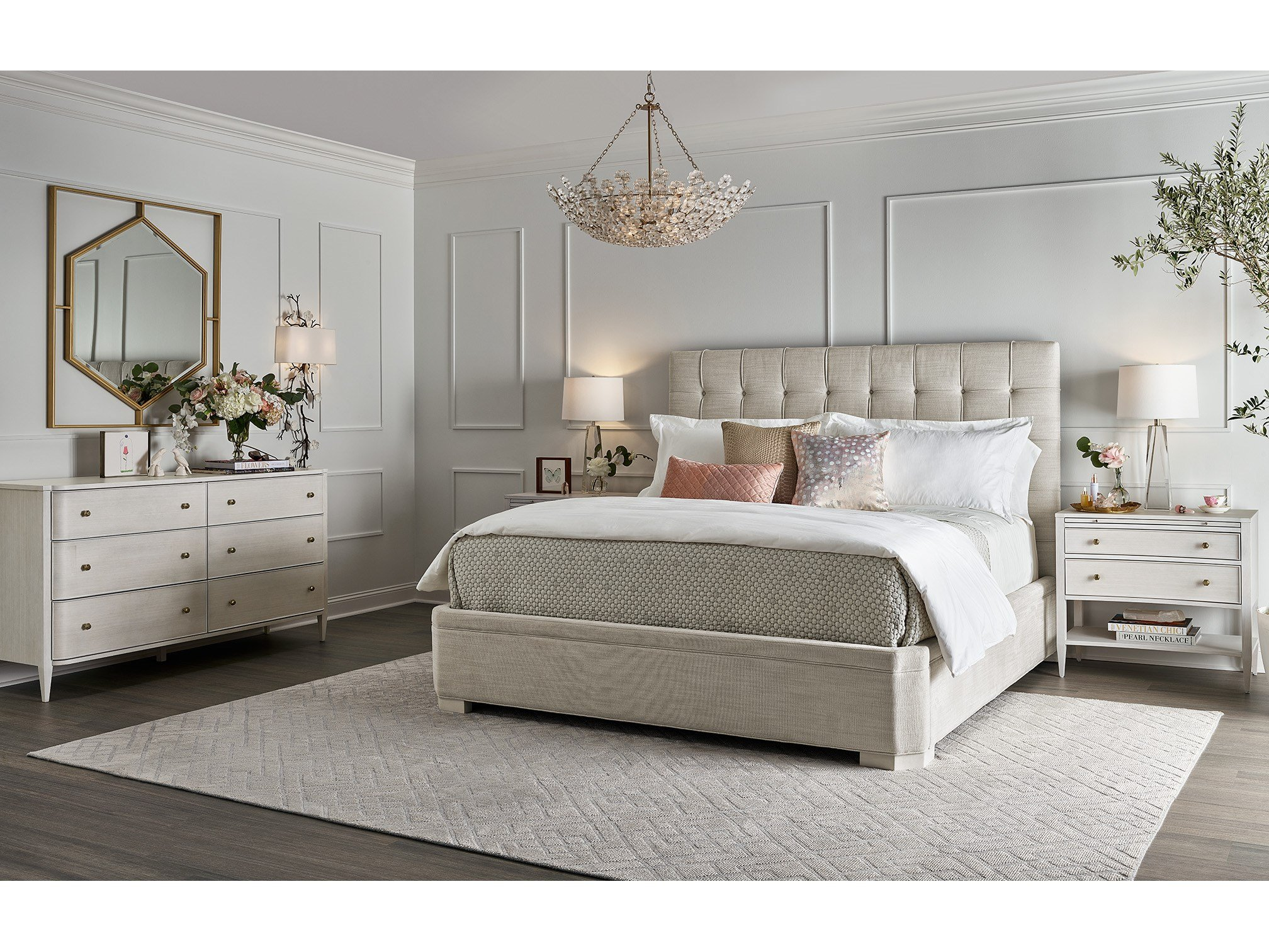 Uptown King Bed