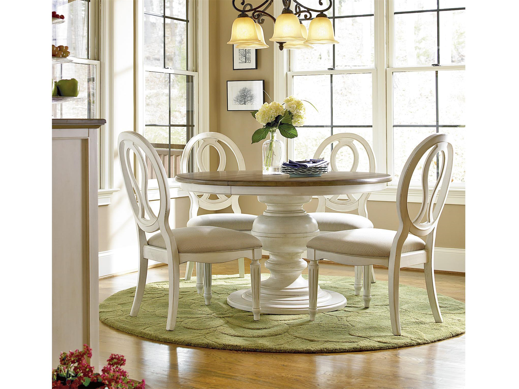 Round Dining Table. Loading Zoom