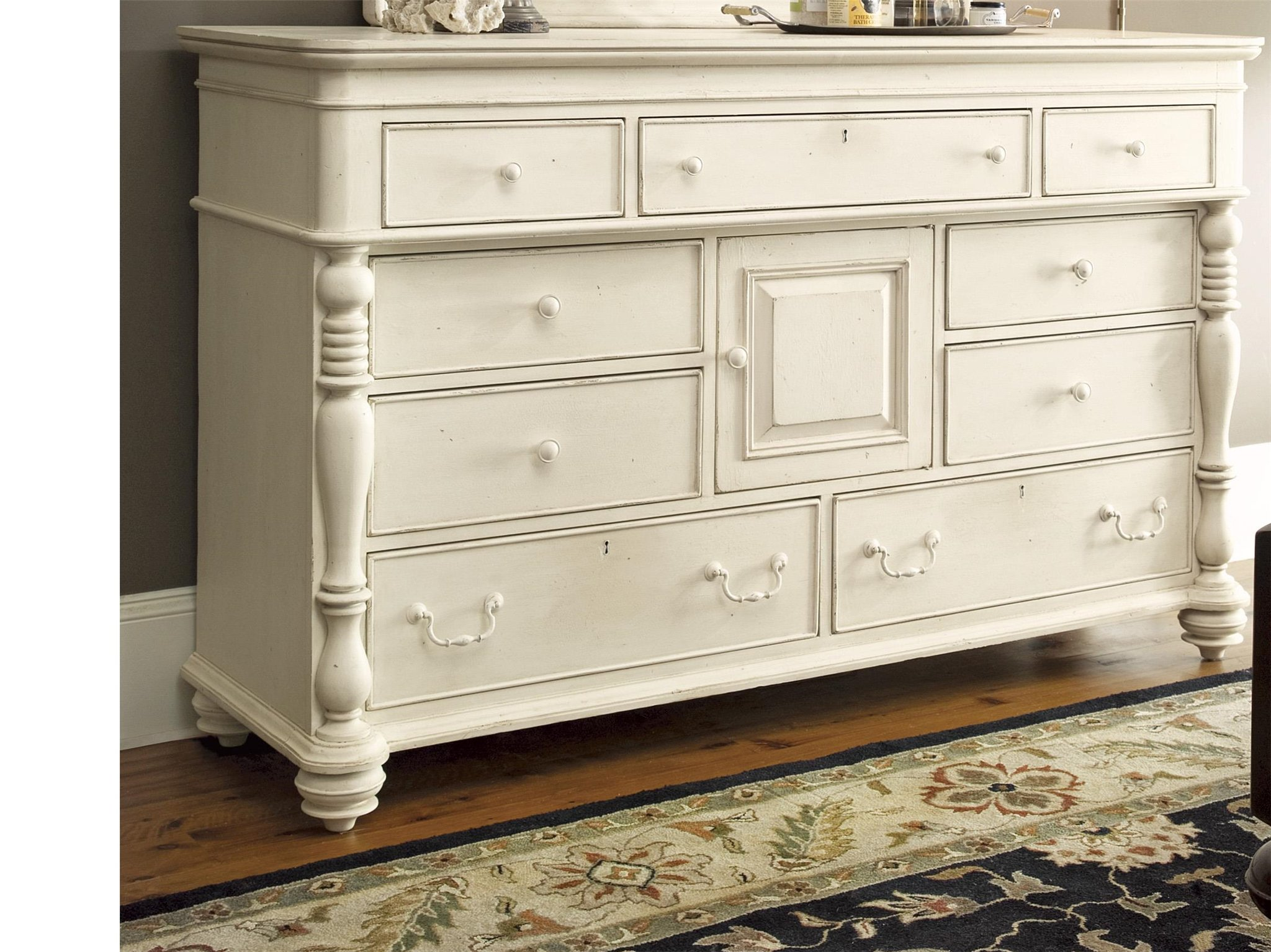 Universal furniture paula deen home door dresser - Steel magnolia bedroom furniture ...