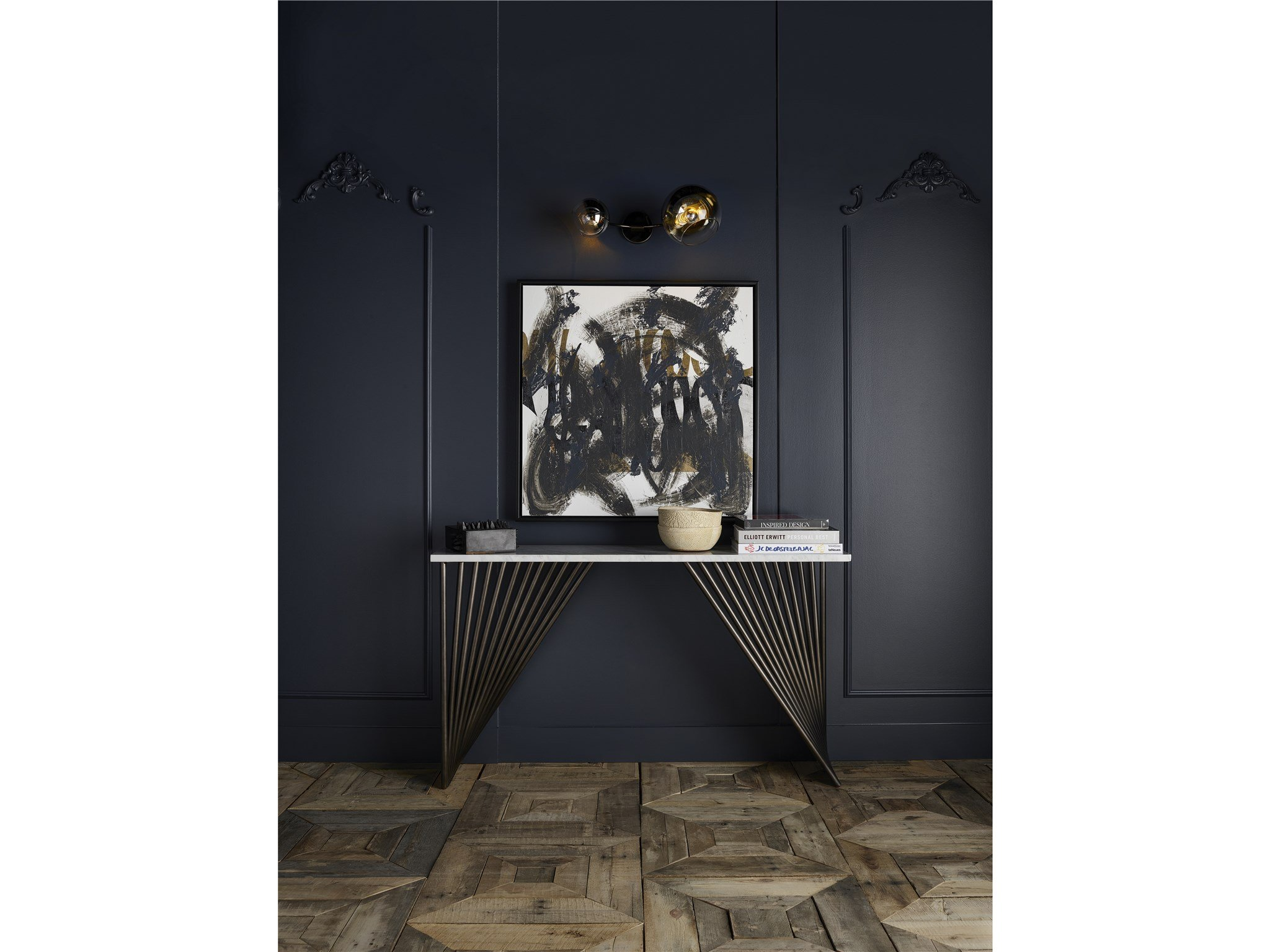 Nina Magon Marcel Console Table Universal Furniture