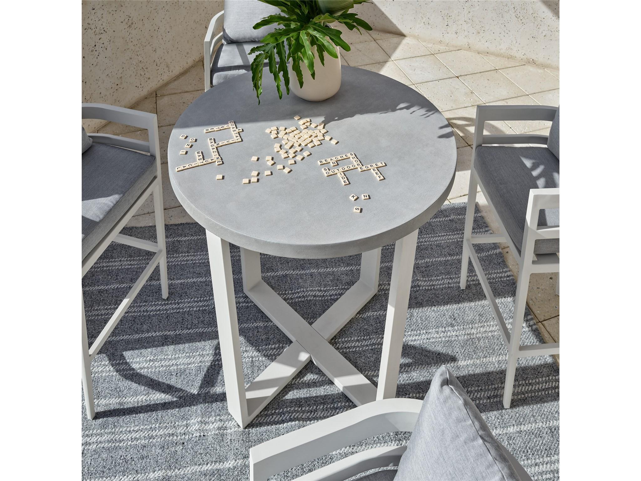 South Beach Bar Table