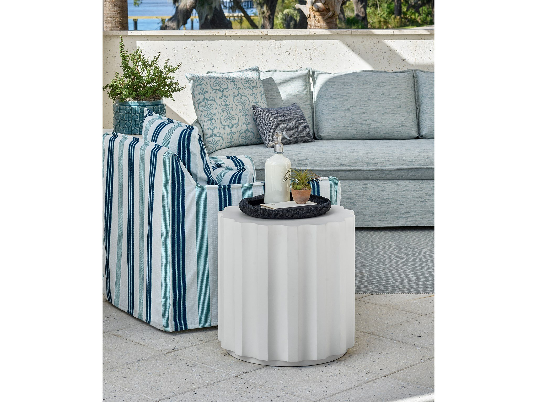 Edisto Side Table