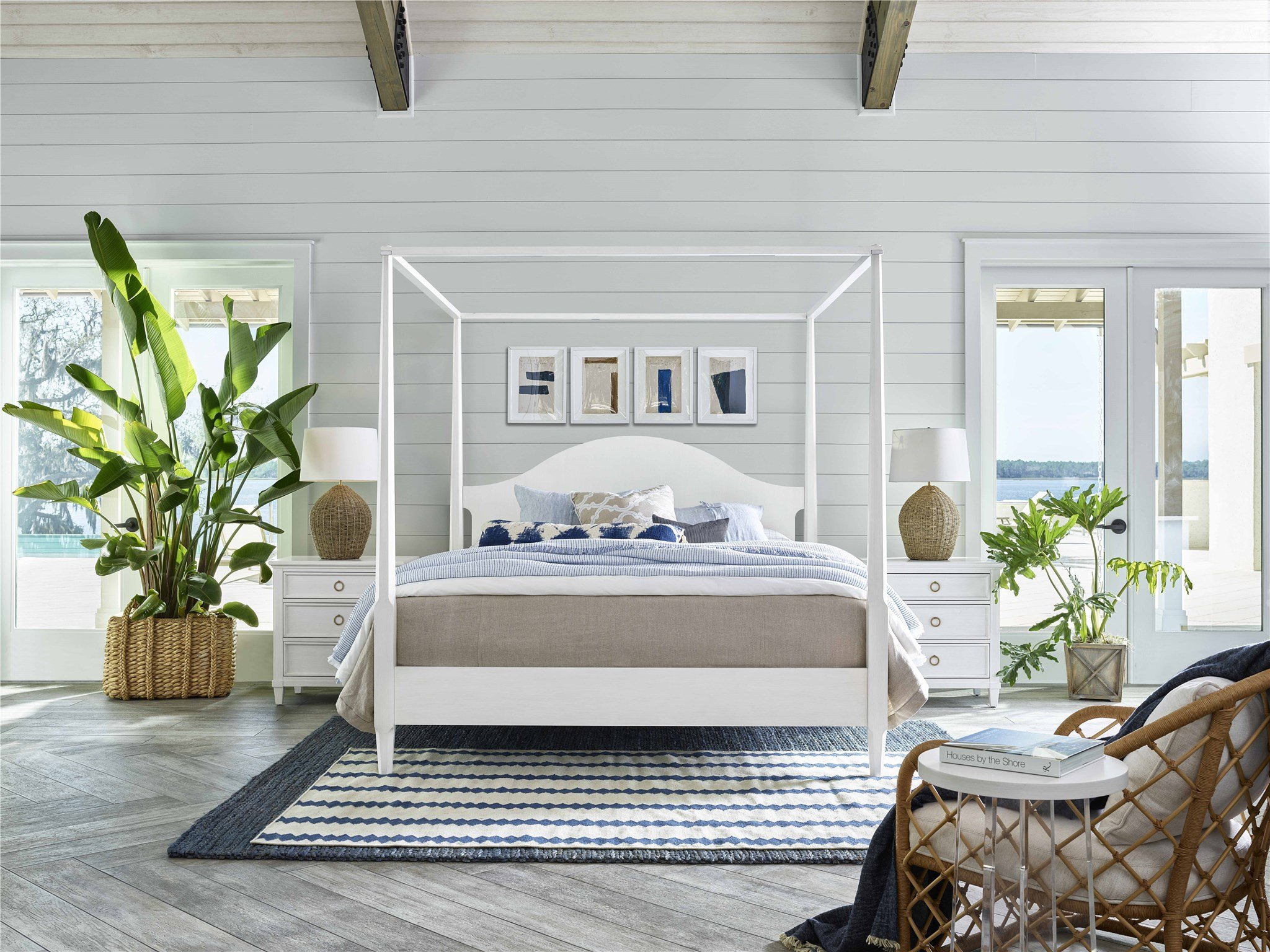 Boca Grande Key King Bed