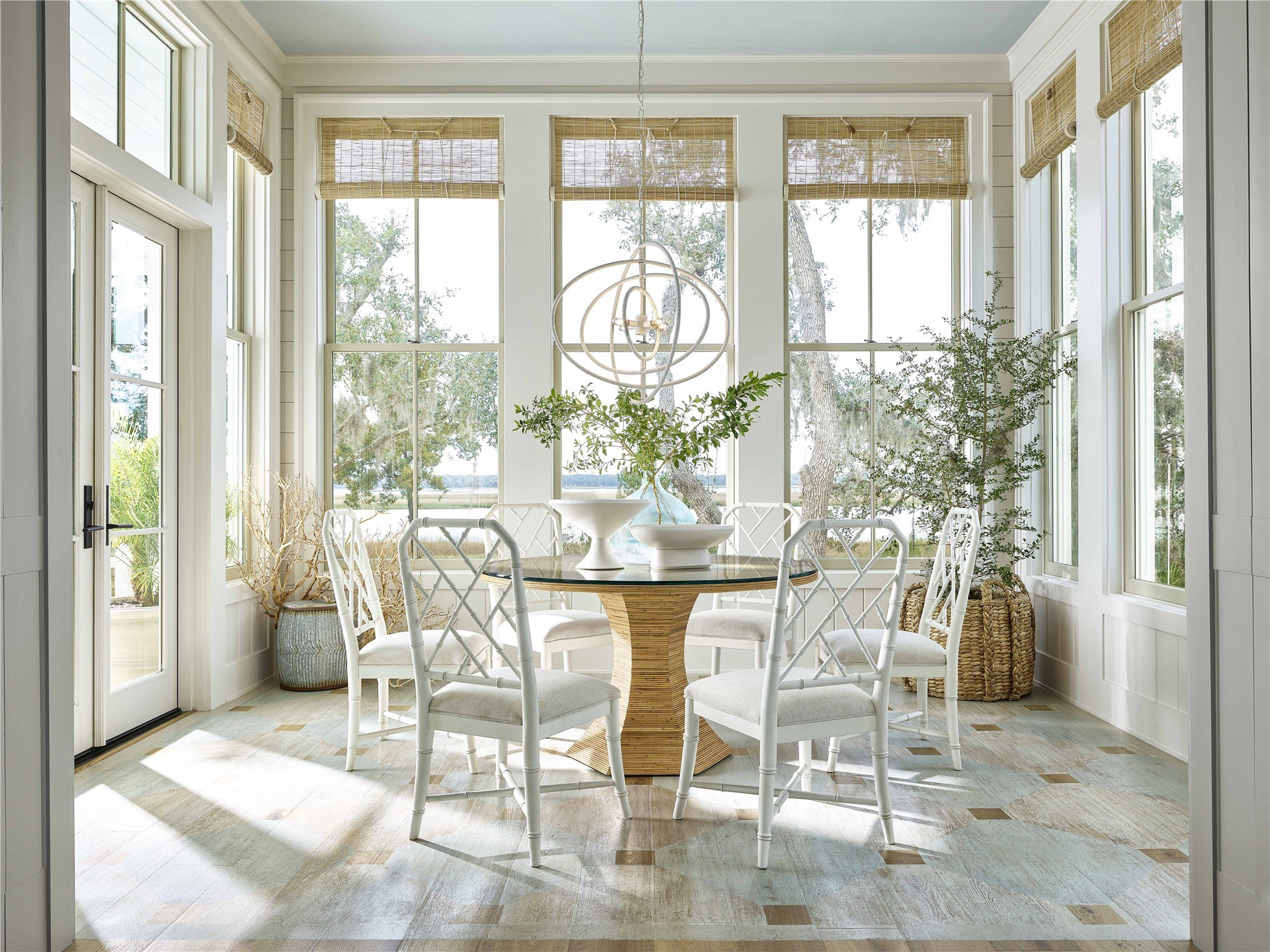 Nantucket Round Dining Table
