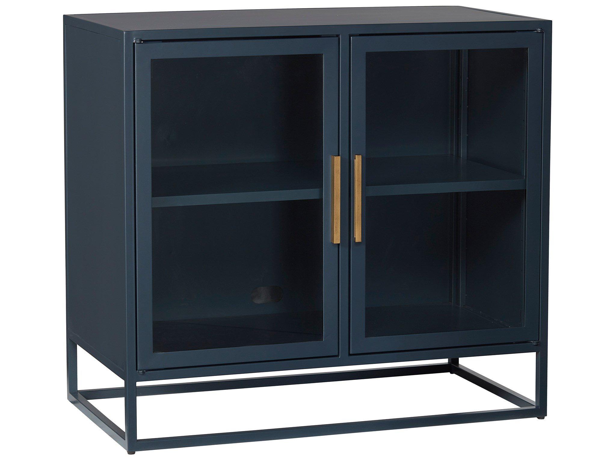 Santorini Short Metal Kitchen Cabinet