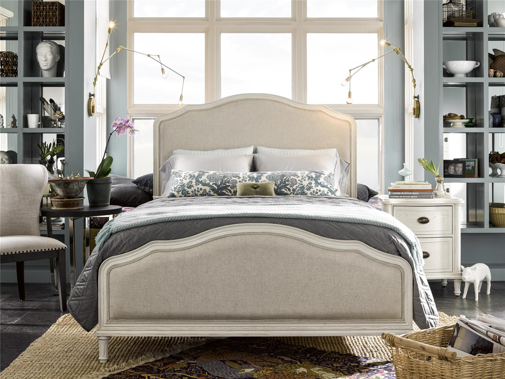 Universal Furniture Curated Amity Bed Queen