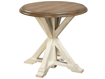 Garden End Table
