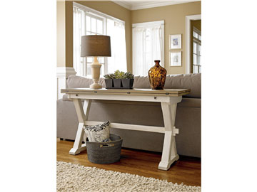 Thumbnail Drop Leaf Console Table