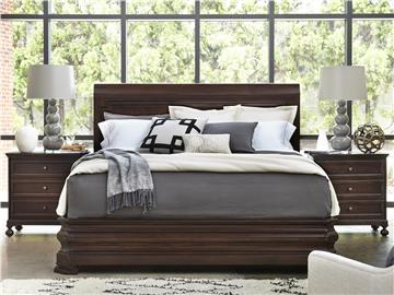 Thumbnail Sleigh Bed (Queen)