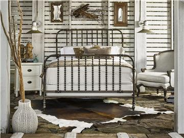 Thumbnail The Guest Room Bed (Queen)