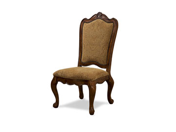Thumbnail Upholstered Back Side Chair