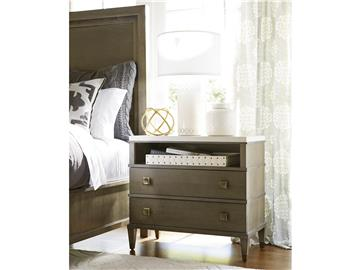 Thumbnail Two Drawer Nightstand
