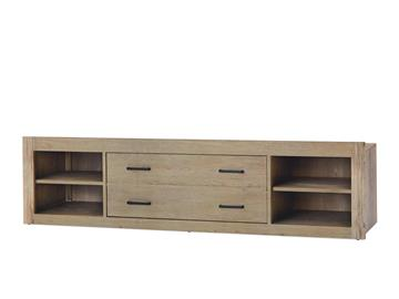 Thumbnail Storage Unit with Side Rail Panel