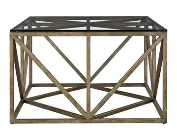 Thumbnail Truss Square Cocktail Table