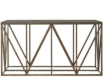 Thumbnail Truss Console Table
