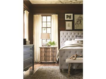 Thumbnail Franklin Street Bed (Queen)
