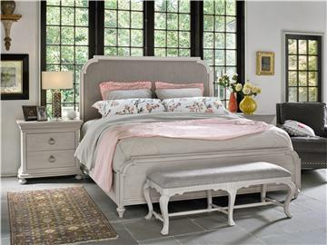 Universal Furniture Elan Upholstered Bed Queen