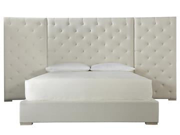 Thumbnail Brando King Bed with Panels