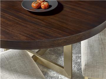 Thumbnail Gibson Round Dining Table