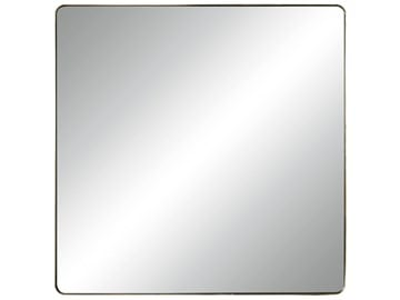Thumbnail Accent Mirror - Brushed Brass