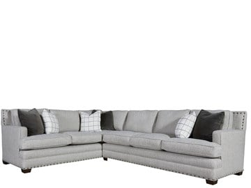 Thumbnail Riley Sectional Right Arm Sofa Left Arm Corner