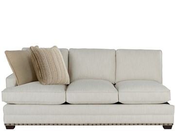 Traditions Park Hill Riley Sectional Right Arm Sofa Left