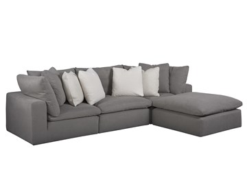 Thumbnail Palmer Sectional -4 piece