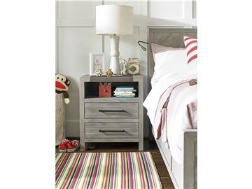 Thumbnail Metal top Nightstand