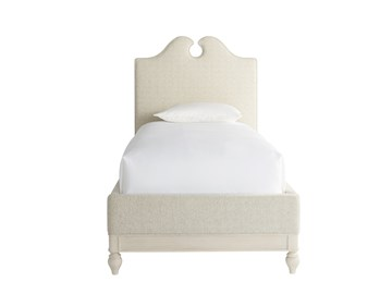 Upholstered Bed Twin 33