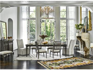 Thumbnail Highlands Dining Table
