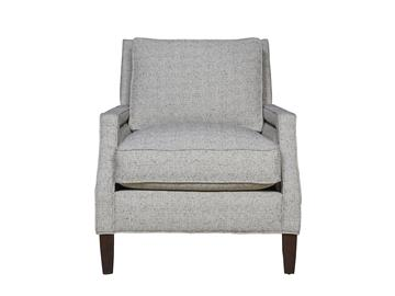 curated forsythe accent chair