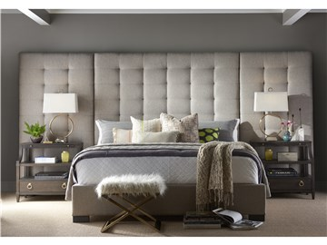 Thumbnail Camille Queen Bed with Panels