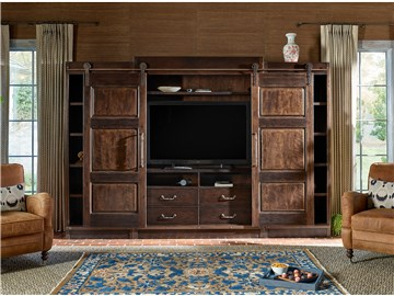 Thumbnail Entertainment Wall Unit