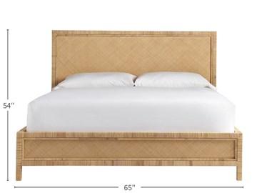 Thumbnail Long Key Queen Bed