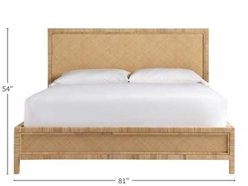 Thumbnail Long Key King Bed