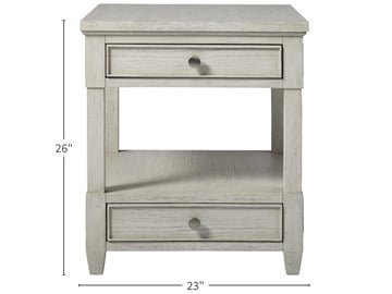 Thumbnail Drawer End Table