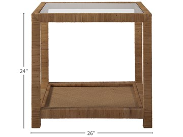Thumbnail Long Key End Table