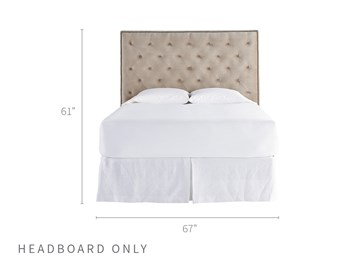 Aiden Queen Headboard