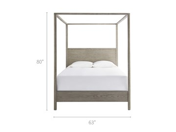 Thumbnail Graham Queen Poster Bed
