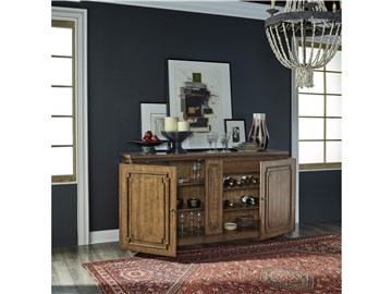Thumbnail Serving and Storage Credenza