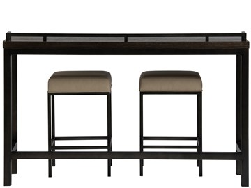 Thumbnail Irwin Console with Stools
