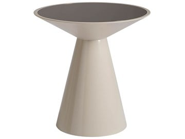 Roni Round Accent Table