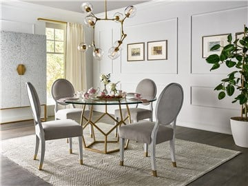 Thumbnail Love Joy Bliss Round Dining Table