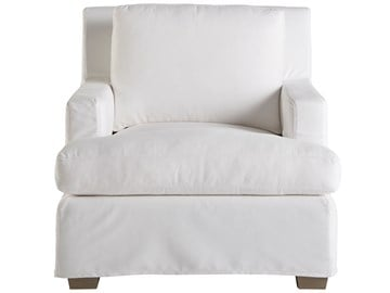 Thumbnail Malibu Slipcover Chair
