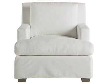 Thumbnail Malibu Slipcover Chair - Special Order